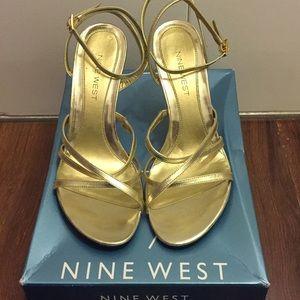 Nine West Ankle Strap Heels
